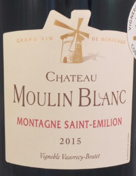 Chateau Moulin Blanc